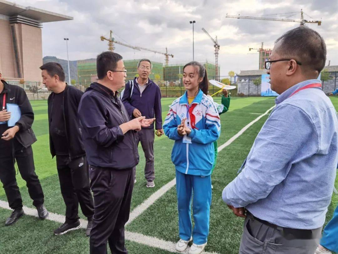 临夏州第一届青少年科技体育竞赛圆满落下帷幕
