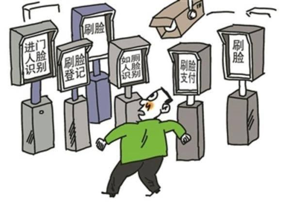 小区不刷脸不让进,物业有权强制采集居民人脸信息吗?