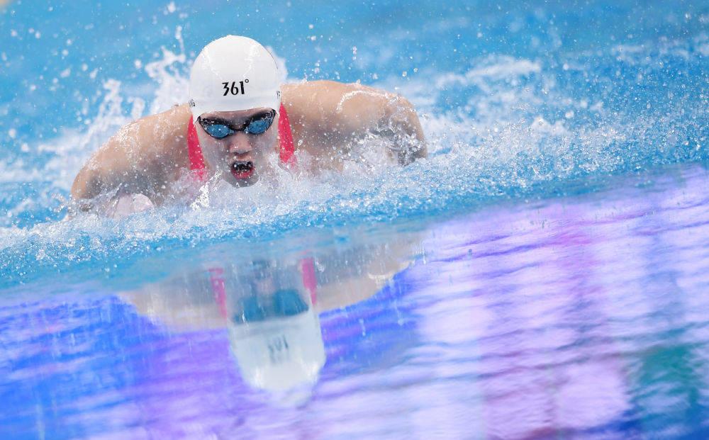 """新华社:三千米跑是游泳运动员""""死穴"""",容易脚踝膝盖受伤"""