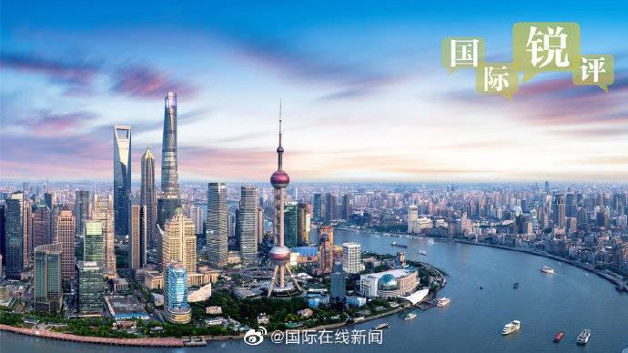 国际锐评中国科技创新提升全人类福祉
