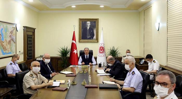 """土耳其国防部:亚美尼亚必须撤出""""其占领的阿塞拜疆领土"""""""