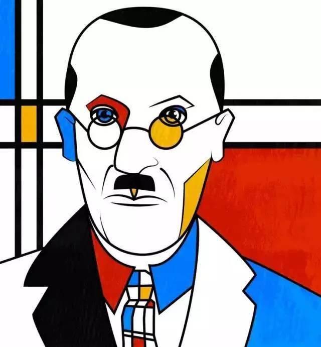 他画一条线就卖了一亿美元,还影响了一代艺术大师,凭什么?!
