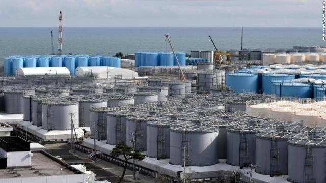 日本渔业强烈阻止福岛核电站的处罚水直