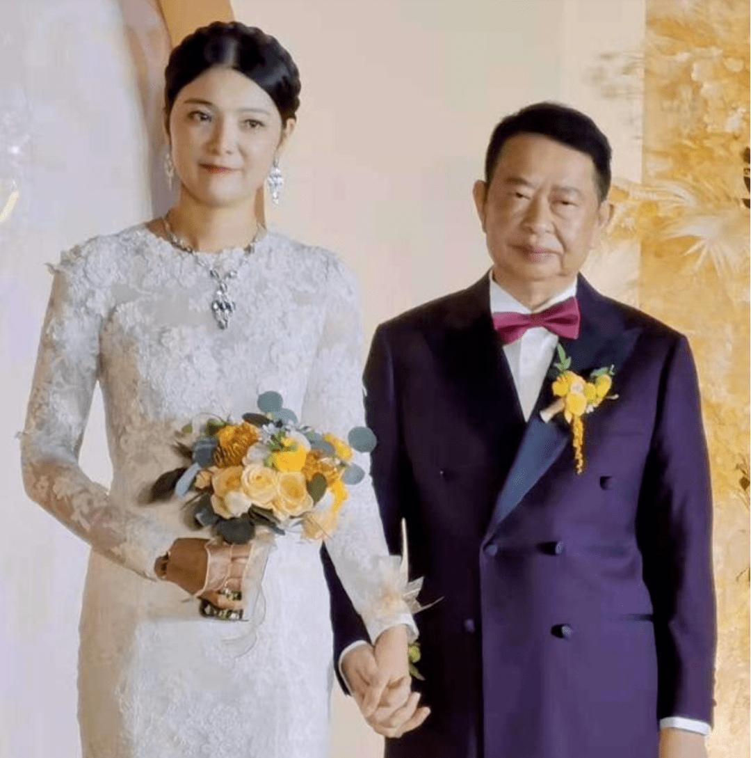 63岁新郎和38岁新娘的婚前往事
