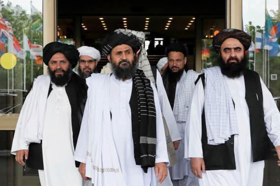 塔利班收到特朗普在圣诞节前从阿富汗撤