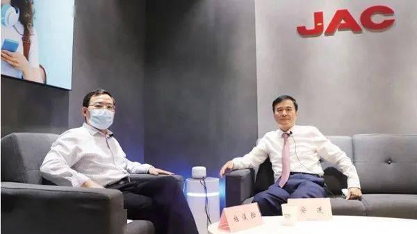 [中国汽车报】安进:左撇子的大众和右撇子的威来江淮汽车公开合作的好处开始显现