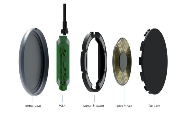 日本配件商推出磁力充电器,转为iPhone 12设计
