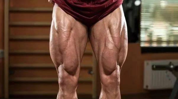 「健身只练腿」的后果有多忧伤,看看这位大哥就知道了...