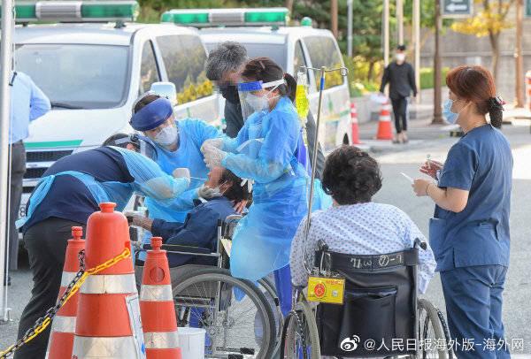 <strong>时事通讯!52人在韩国釜山的一家医院被</strong>