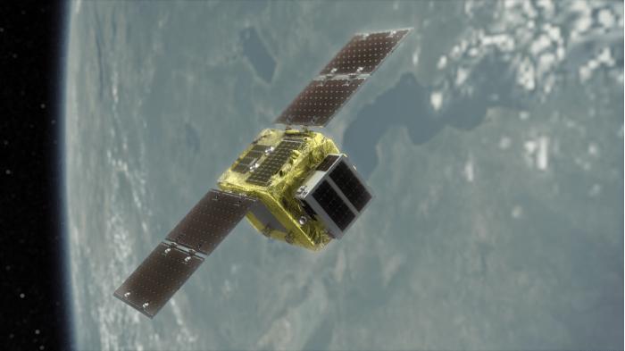 轨道碎片清除公司Astroscale筹集了5100万美