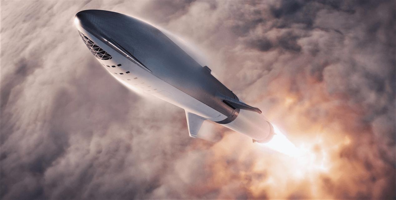"""美军与SpaceX联手打造""""一小时全球快递""""用火箭将装备送到地球任一角落"""