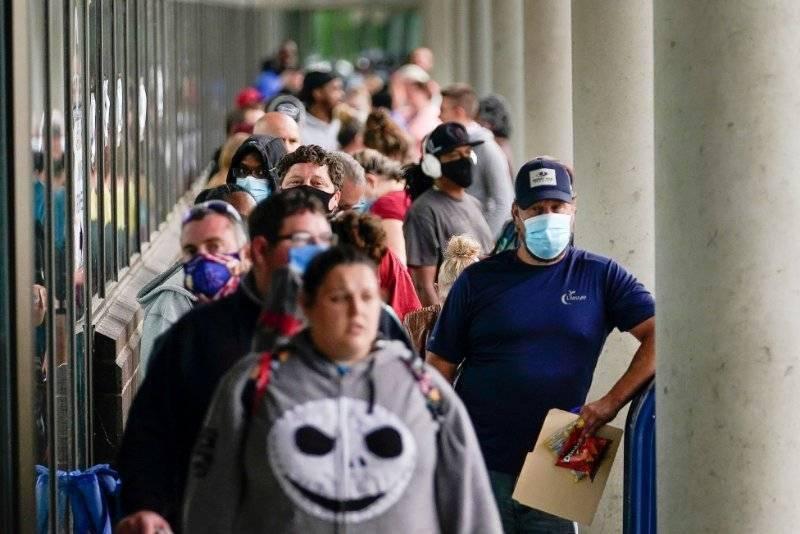 首领失业救济人数增加,美股开盘走低,欧洲疫情反弹打压市场情绪