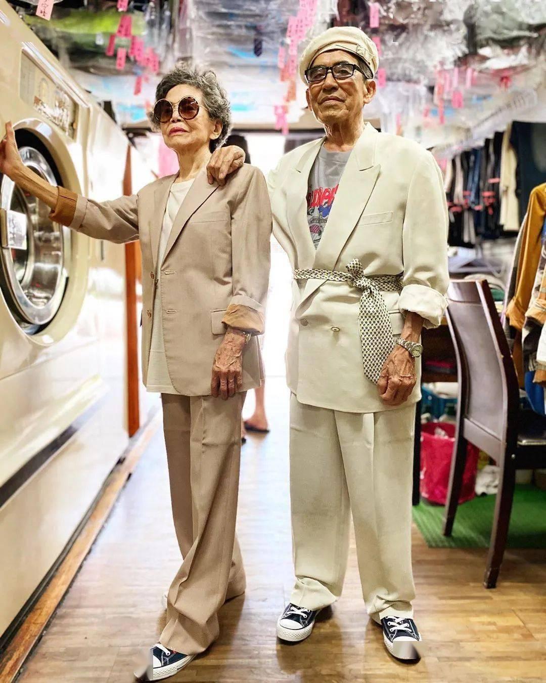 这两位老人,活出了我想要的时髦老年生活!
