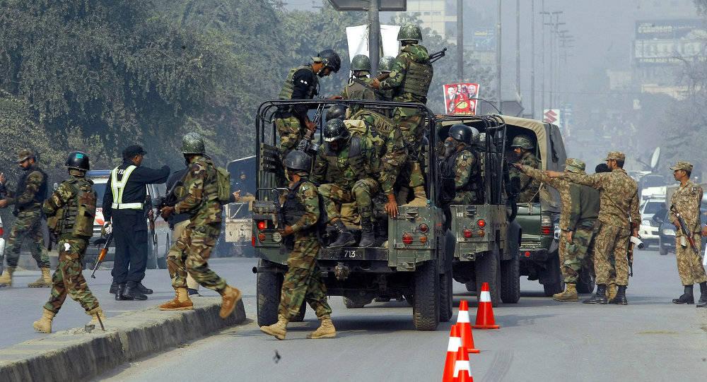 巴基斯坦一天发生2起恐怖袭击 20名士兵死亡 大量袭击者被击毙