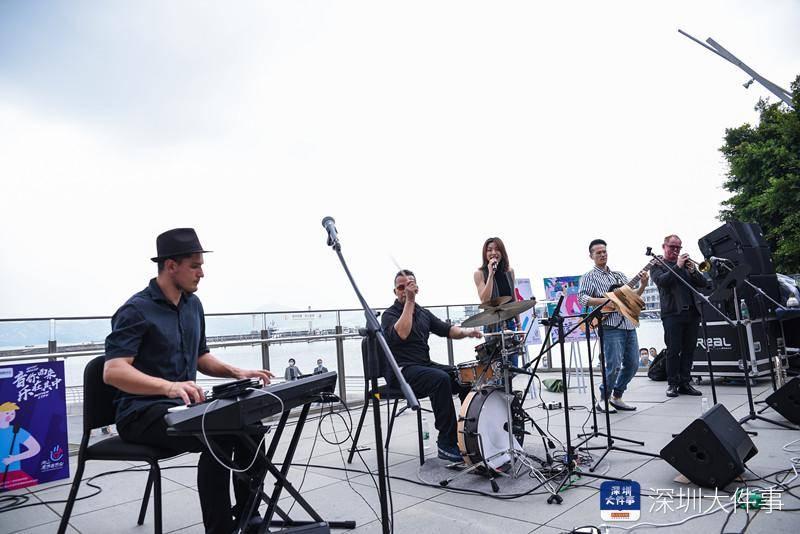 海边音乐会免费听!南山周末开演,十个乐团将连番上场