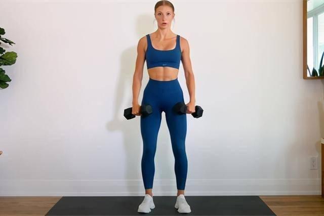 5个动作每天15分钟,助你锻炼背部、手臂、肩部和胸部