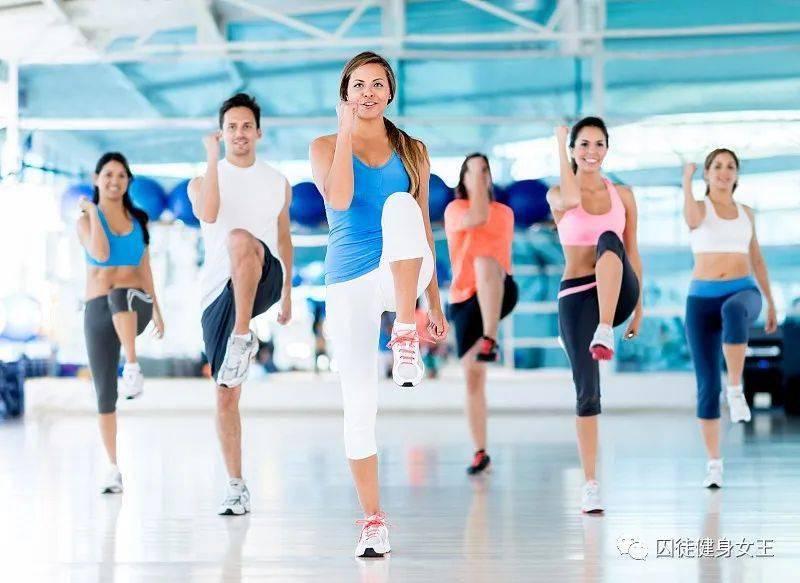 有氧和拉伸的绝美配合,减脂瘦身,再也不怕粗腿了!_运动