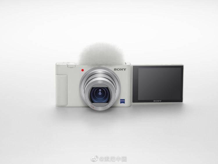 索尼 Vlog 相机 ZV-1 推出白色版