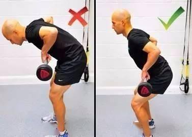 想练出漂亮的背,你需要注意这些!