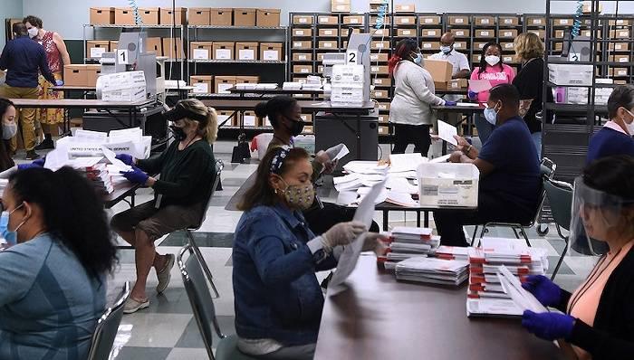 非洲裔选票被作废可能性更大?邮寄选票或成拜登的隐患