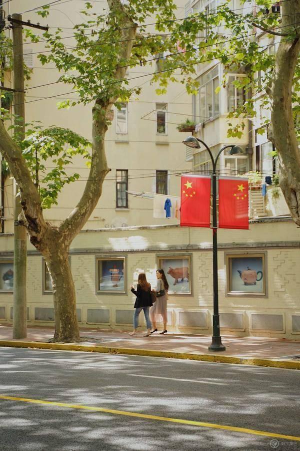 《【天游登陆注册】「上海」秋日随想与扫街》