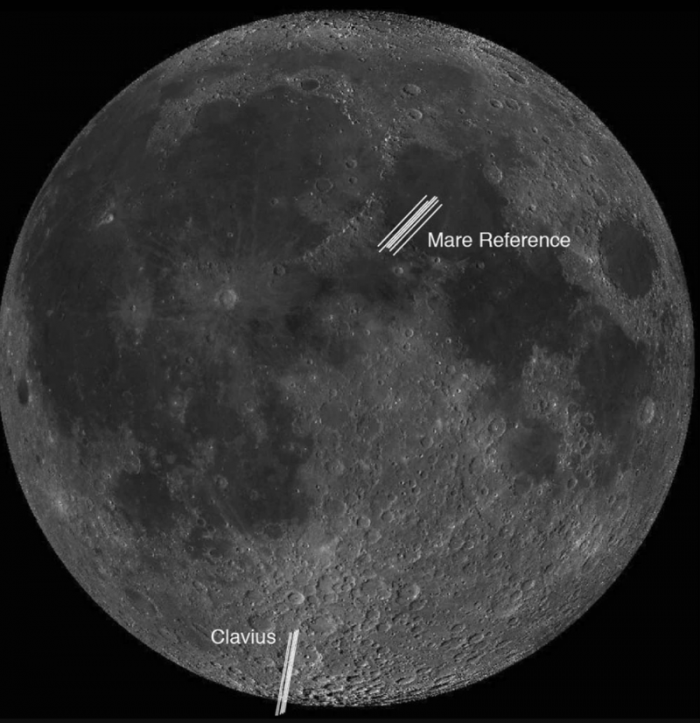 NASA公布SOFIA新发现:首次探测到月球正面存在水