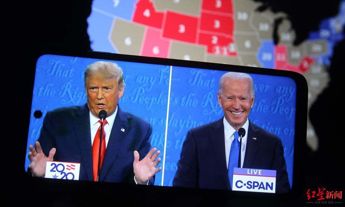 红星观察 | 左右美国大选的三大真相③疫情篇:支持与否,我的病情说了算