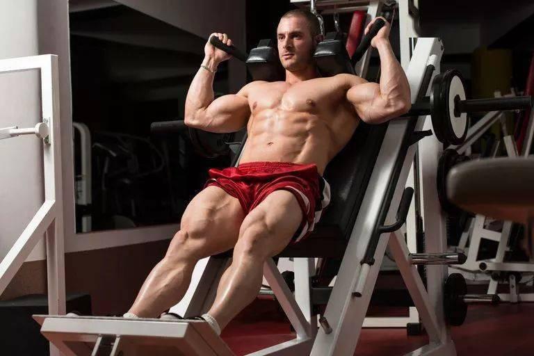 健身 腿部训练