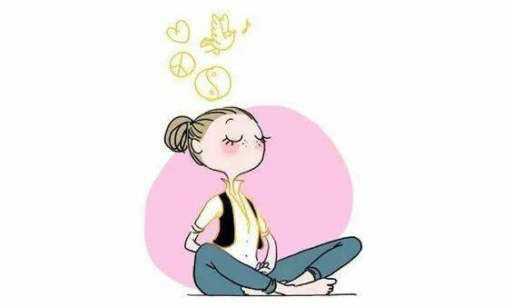 烦躁闷热、感觉疲惫?8个瑜伽多练习,调节情绪稳定内心_身体