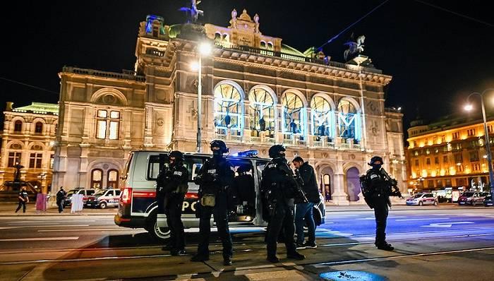 维也纳发生恐袭!枪手在犹太教堂附近开火,,已致7人死亡