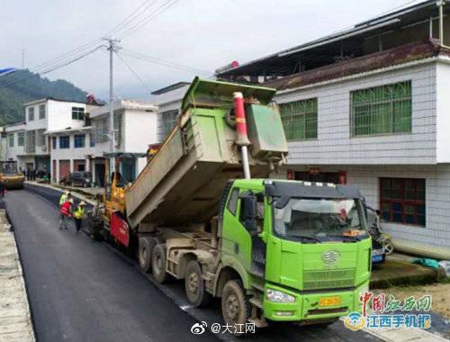 宜春市公路局:S221改建工程建成 5个边远山村出行条件得到改善