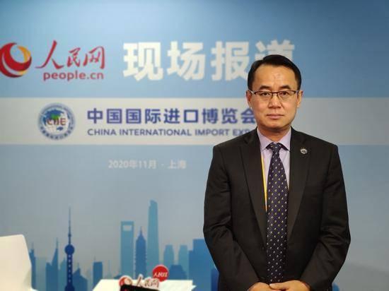 GE中国总裁兼首席执行官向伟明:进博会为全球经济注入动力