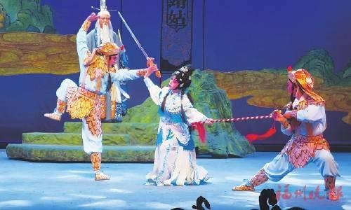 闽台陈靖姑民俗文化旅游节开幕