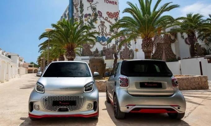 智能特别版车型发布红色运动环绕/限量发售