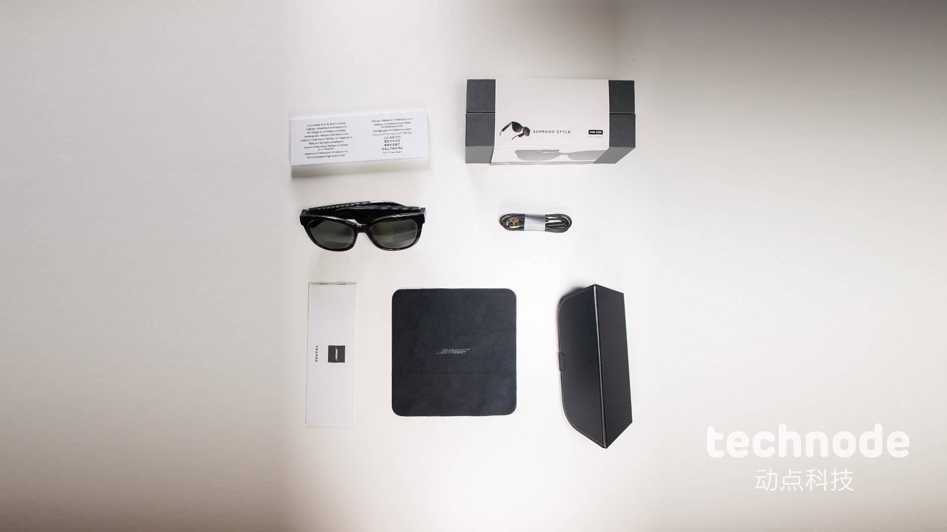 Bose 智能音频眼镜猫眼款评测:好看又好听