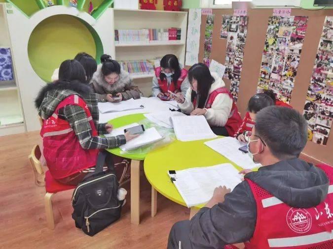 志愿助力人口普查_社区人口普查志愿图片