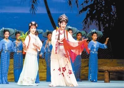 京剧《妈祖》金陵展风采
