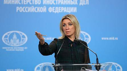 俄外交部:呼吁美国就安全领域问题共同寻求解决方案