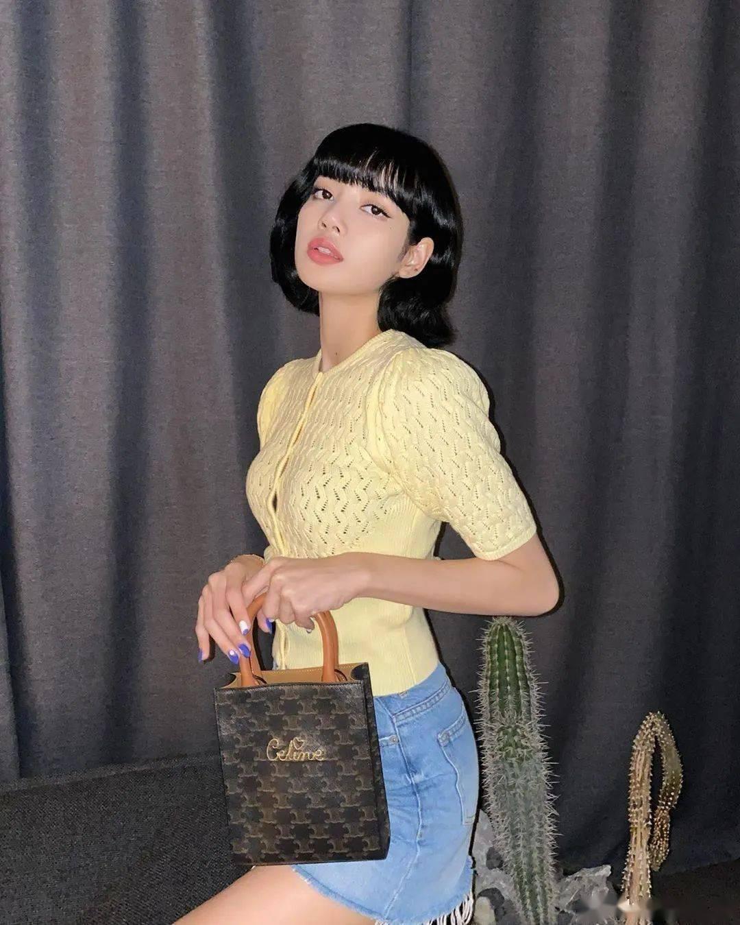 美人计   剪对刘海可以让脸小一圈,热巴关晓彤这种除外