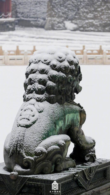 故宫迎2020初雪,这10种雪的称呼你知道吗?
