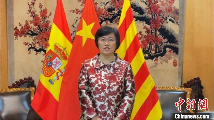 西班牙巴塞罗那首次亮相中国—东盟博览会