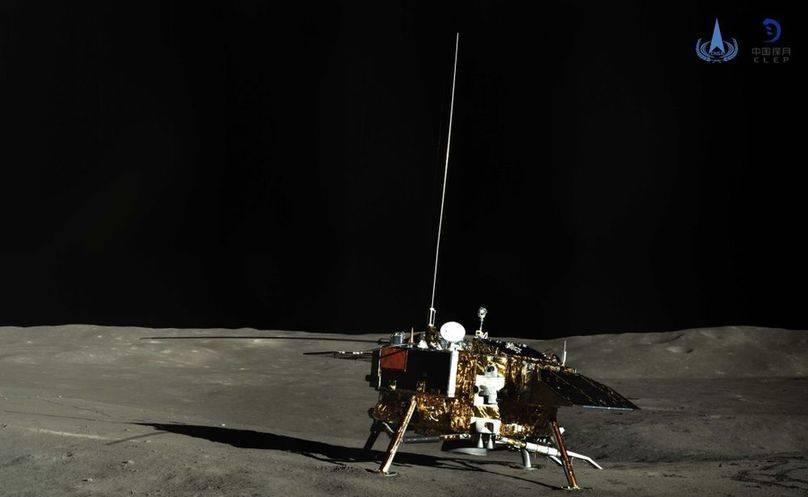 """""""嫦娥玉兔""""探月记   嫦娥五号:月球,我来了!"""