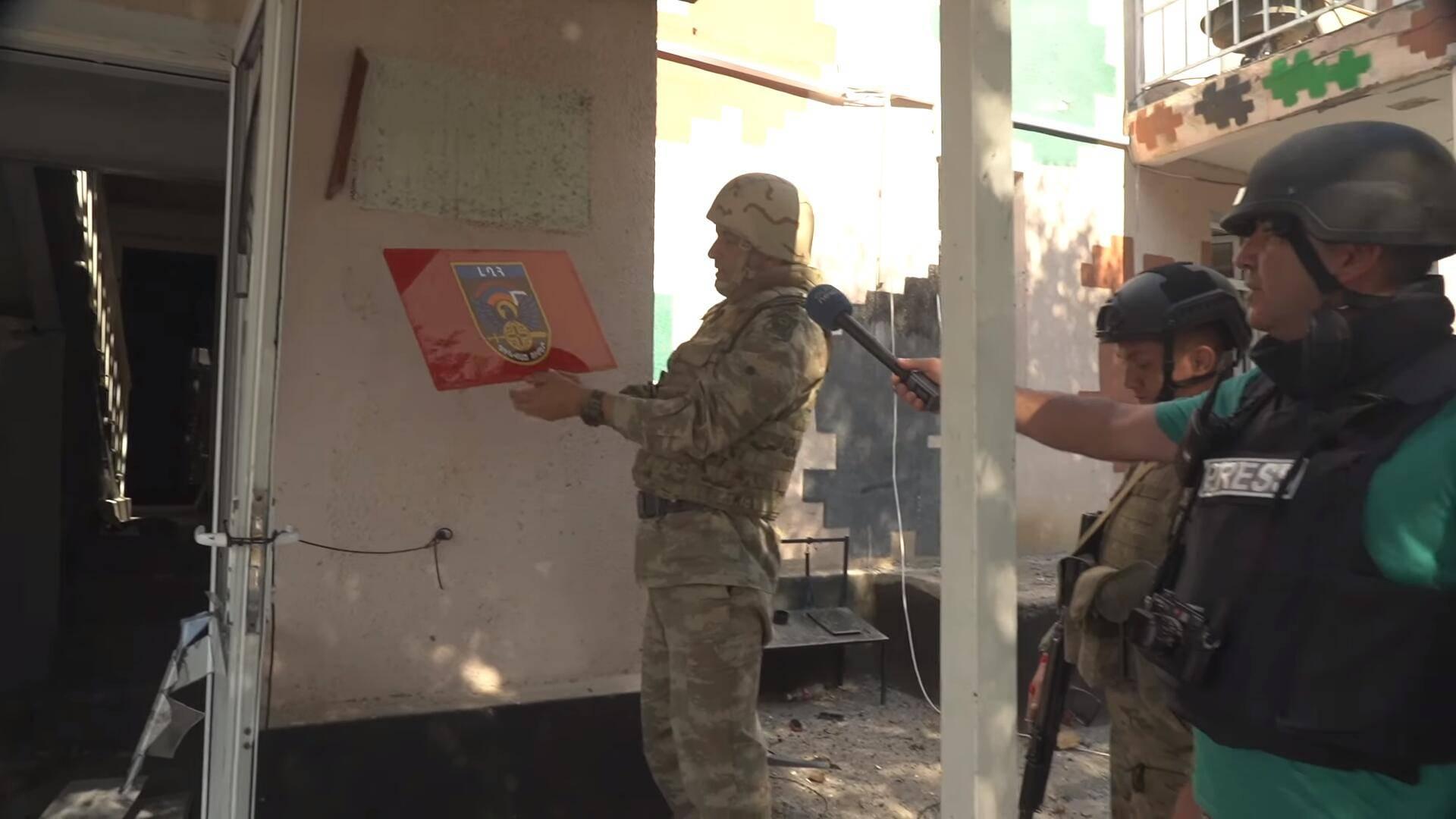 维和人员在纳卡地区遇爆炸,阿塞拜疆一名上校身亡