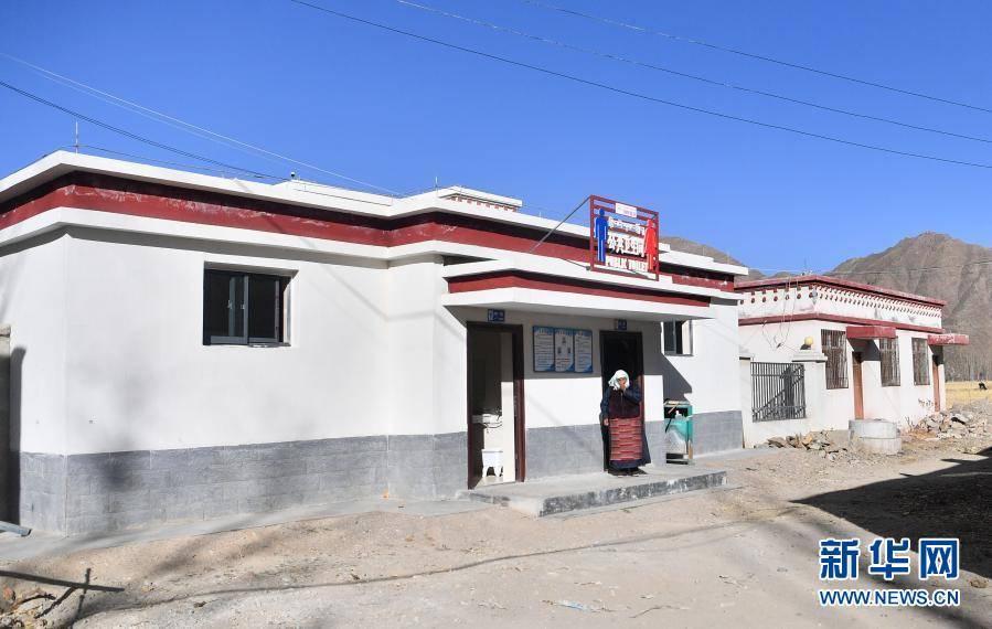 西藏农牧区卫生厕所普及率超45%
