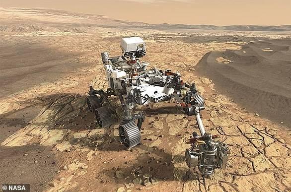 """""""好奇号""""发现火星40亿年前大洪水证据,当时可能存在生命"""