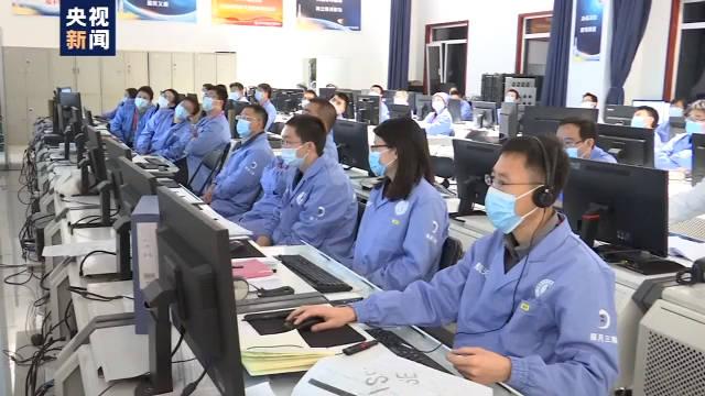 嫦娥五号探测器各系统状态良好,今晚将进行第一次轨道修正
