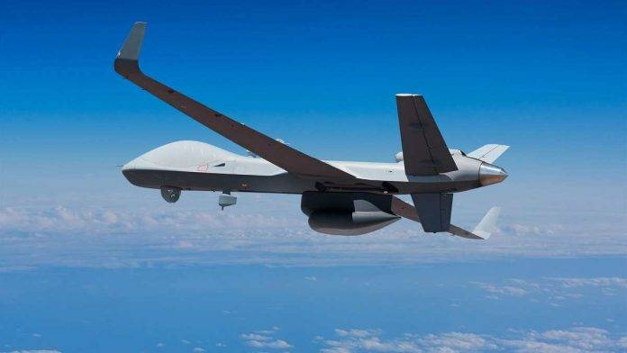 印度向美国租借的两架无人机到货,印媒:可用于监视中印边境
