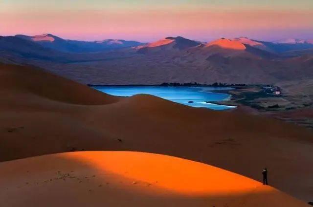 【地理视野】我国第一处申遗沙漠,到底美成什么样?