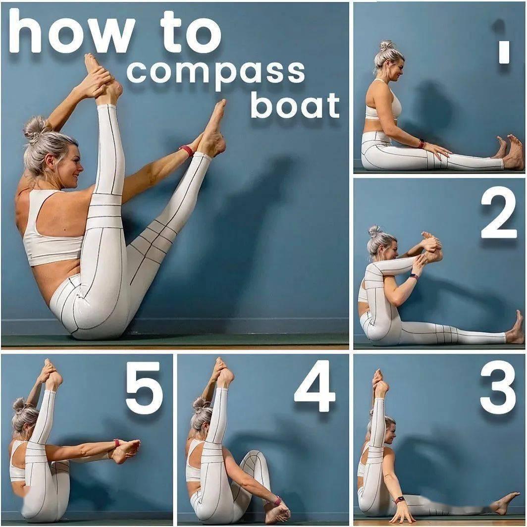 18个高难度进阶瑜伽体式,你解锁了几个?