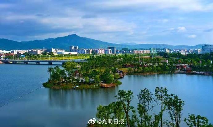 琴江:水韵灵动暖石城